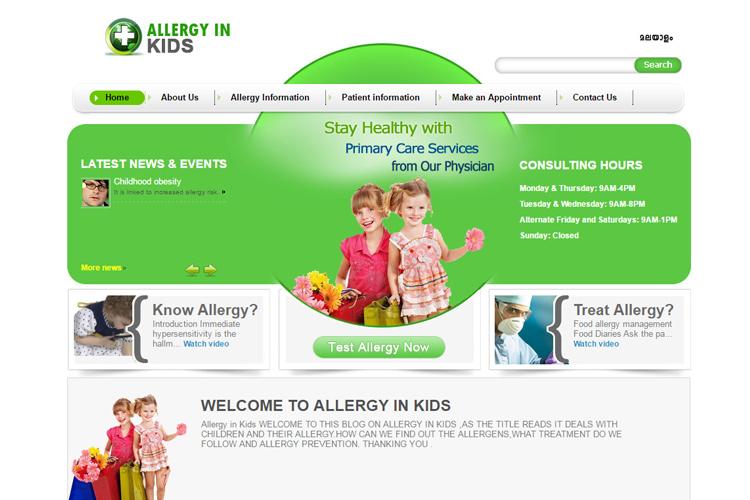 allergyinkids