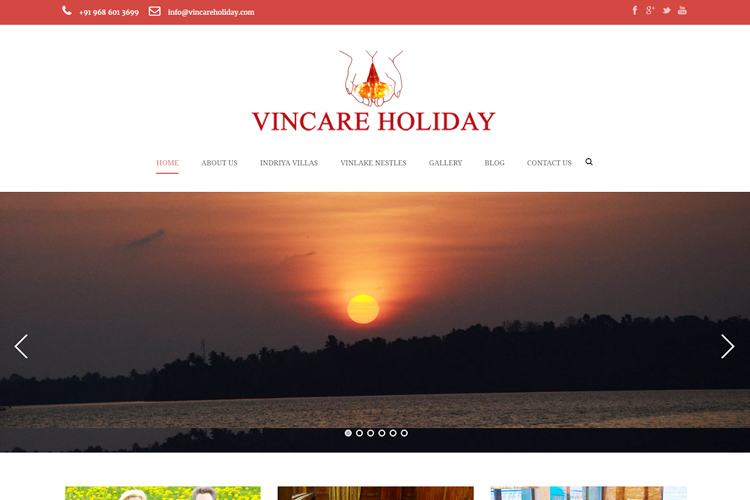 vincareholiday